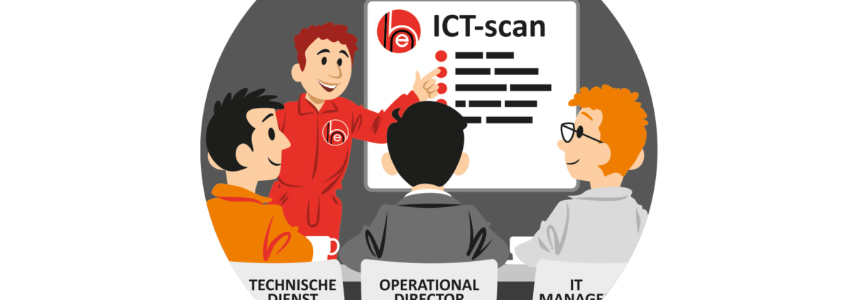 ICT-scan   Hollander Techniek